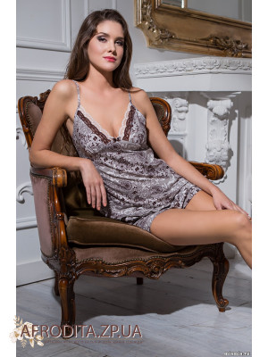 """Пижама женская с шортами """"Симона"""" 6372"""