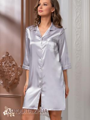 """Халат-рубашка """"Джулия"""" 8737"""