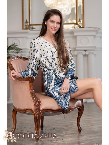 """Женская рубашка """"Соломея"""" 3517"""