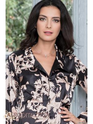 """Рубашка """"Версаче Голд"""" 9937"""