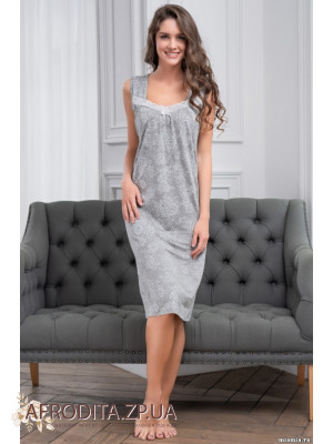 "Женская сорочка ""Меланж"" 6738"