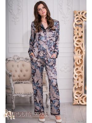 """Пижама с брюками """"Линда"""" 3286"""