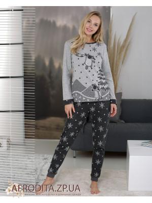 """Женская пижама """"Massana"""" P701210"""