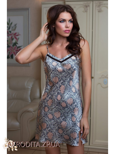 """Ночная сорочка """"Dior"""" 15080"""